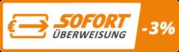SOFORT Überweisung (Klarna)  Logo