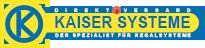 Kaiser Systeme - Ein Angebot von Kaiser Systeme - Startseite