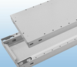 S21 Stecksystem – Fachboden-Kantenhöhe 40 mm