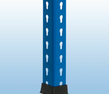 MP 10 Weitspannregal - inkl. PVC Fuß