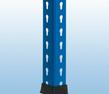 MP 12 Weitspannregal - inkl. PVC Fuß