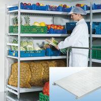 Kunststoffboden glatt Zusatzboden