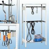 Universaleinsatz für hängende und stehende Lagerung