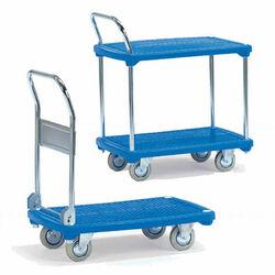 Kunststoff- plattenwagen