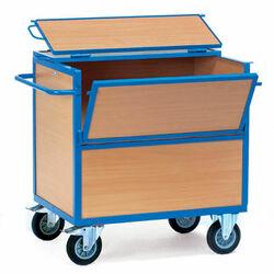 Holzkastenwagen