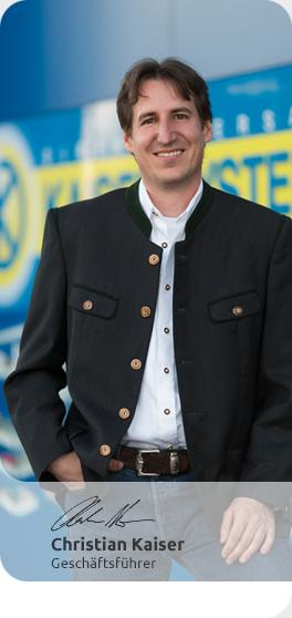 Christian Kaiser, Geschäftsführer