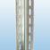S30 Doppel-/Schraubregal - inkl. PVC Fuß