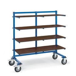 Holzböden für Tragarmwagen