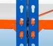 MP Fachbodenregal - die geniale Doppelsteckverbindung