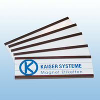 Magnet-Etiketten A0102